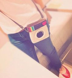 Instagram purse!