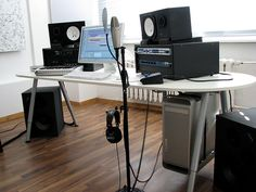 Songwriting setup