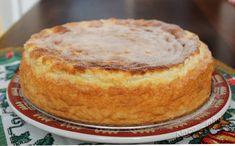 Torta de arroz doce » NacoZinha - Blog de culinária, gastronomia e flores - Gina