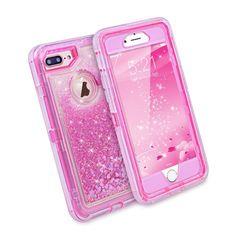 Glitter Iphone Case Ideas Dexnor iPhone 7 P - Waterfall Iphone 8 Case - Waterfall Iphone 8 Case ideas Iphone 8 Plus, Iphone 7, 3d Iphone Cases, Sparkly Phone Cases, Glitter Iphone 6 Case, Pink Phone Cases, Barbie, Get Well Soon Basket, Cute Donuts