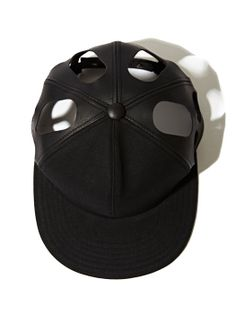 Rick Owens DRKSHDW Men's Rear Cut Out Panel Hat