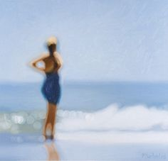 Out of Focus Oil Paintings by Philip Barlow