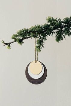 Wooden Jewellery Circle by Ferm Living at Dotmaison Scandinavian Christmas Ornaments, Cozy Christmas, White Christmas, Christmas Stockings, Christmas Decorations, Christmas 2014, Toddler Christmas, Wooden Jewelry, Xmas Tree