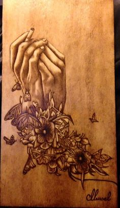 Wood Burning Patterns, Wood Burning Art, Pyrography, Wood Carving, Art Forms, Wood Art, Woodworking, Portrait, Illustration