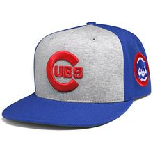 Chicago Cubs Jimbo Snapback Adjustable Cap by American Needle