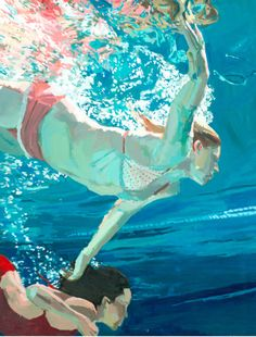 Deep End Two Below - Samantha French