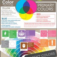 Social Media Chimps | Color Psychology and Marketing [Infographic] Social Media Chimps