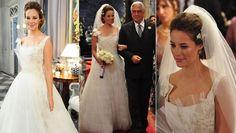 Paola Oliveira vestido de casamento