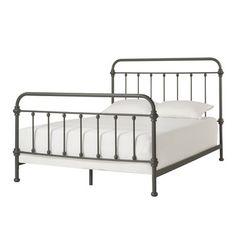 Kingstown Home Laroche Metal Panel Bed & Reviews   Wayfair