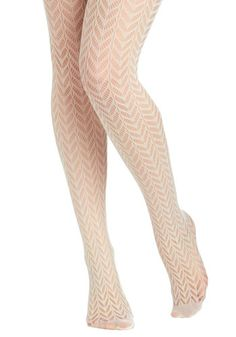 Herringbone pattern tights were very popular in the 1920's. http://www.vintagedancer.com/1920s/1920s-style-stockings-tights/