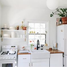 Small kitchen goals