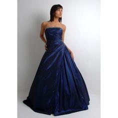 bridesmaid dresses in royal blue garter