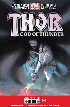 Thor: God of Thunder #6  Discover the dark origin of Gorr...and the truth behind his bloody quest to butcher the gods.