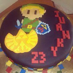 cake zelda