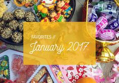 This January has been quite a great start for me! How about you? :D #Favorites #Food #Music #Fashion #Stationery #Gadget #Lifestyle #LIfestyleBlogger