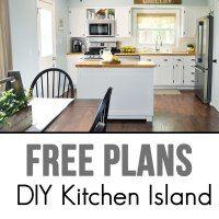 http://cherishedbliss.com/how-to-build-a-diy-kitchen-island/
