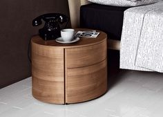 Tempo Around Bedside Cabinet