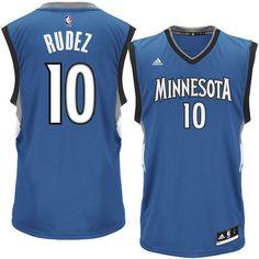 Minnesota Timberwolves Jersey Damjan Rudez