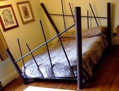 76 Best Crazy Crazy Beds Images On Pinterest Lit Escamotable