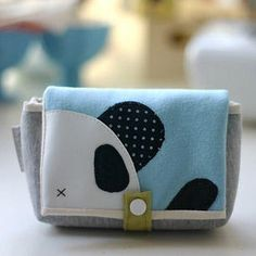 Panda camera case