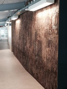 Wallcovering at VHL Hogeschool in Velp