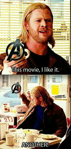 Yea Thor..I like it too!!! :P