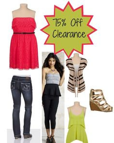Maurices Final Clearance Sale – Save up to 75% Off