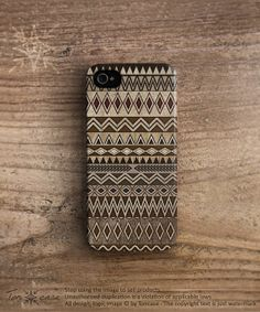 Aztec iPhone 5 case Navajo iphone case Native iPhone 4s by TonCase, $21.99