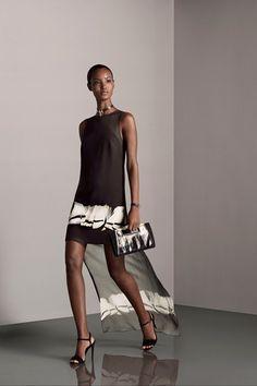 Sfilata Halston Heritage New York - Pre-Collezioni Autunno-Inverno 2015-16 - Vogue