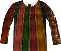 Carnival Slide Long Sleeve Tee from Print All Over Me
