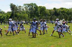 Lacrosse Warmups