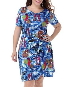 Papaya Wear Boat Neck Vintage Printed Bodycon Club Dress Plus Size XXXL. Boat Neck Vintage Printed Bodycon Club Dress. Please order one size up if you want to fit loose. Retro Pattern Printed Dress,Short Sleeve. One-piece Dress:Suitable for Business,Club,Party and Daily Wear. Plus Size Bodycon Dress Available in Size XL/XXL/XXXL/XXXXL.