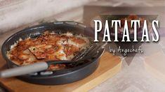 Gratinado de Patatas · Receta Fácil y Rápida