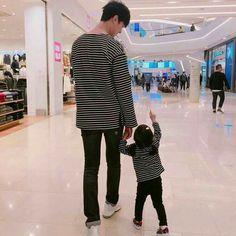 Image about cute in ulzzang by Oumaima Lahboub Cute Asian Babies, Korean Babies, Asian Kids, Cute Babies, Mode Ulzzang, Ulzzang Kids, Ulzzang Couple, Ulzzang Style, Korean Couple