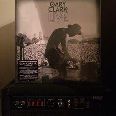 Gary Clark Jr. Live on Vinyl