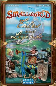 Small World Expansion: Tales and Legends