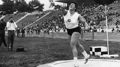 Summer Olympics 1976 shot put   Ivanka Hristova triumphed in the shot put at the Montreal Olympic ... OS guld kula 1976 Montreal.