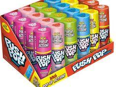 Push Pops | 80's Food