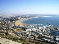 AGADIR is a major city in southwest Morocco. It was destroyed and completely rebuilt in 1960 after the big earthquake and is now the largest seaside resort in Morocco. Get more information - http://annetours.com/trips/