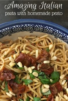 This is AMAZING. This Tuscan spaghetti is packed full of flavour and will have you dreaming of Italian hill top towns. It is #vegetarian and #vegan and with a secret ingredient is so tasty you will want it for lunch and dinner. It's super easy to whip up on a weekday but equally will impress as dinner party food with some Italian breads on the side. It's even great cold as the perfect picnic food or lunch on the go. I can't stop eating it, it's too good. Check out our recipe here. #veganuary