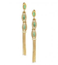 Insta-Party: 10 Earrings To Liven Up Your Summer Look via @WhoWhatWear