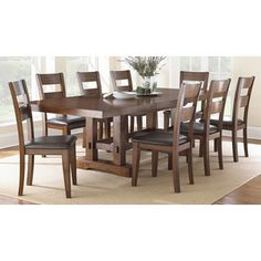 Dining Tables on Pinterest