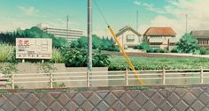 Post with 7600 views. Whisper of the Heart Studio Ghibli Background, Animation Background, Laptop Wallpaper, Wallpaper Pc, Tohru Honda, Anime Places, Japanese Streets, Backrounds, Anime Scenery
