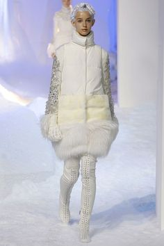 Moncler Gamme Rouge Fall 2013 Ready-to-Wear Collection Slideshow on Style.com