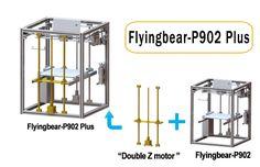 75.00$  Buy now - 2017 Hot Sale Flyingbear Newest DIY Upgrade Kit Plus Free shipping  #magazine