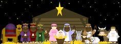 7 originele ideeën om zelf een kerststal te maken