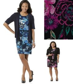 Covington Womens Sheath Dress Jacket Short Sleeve Floral Stretch size M NEW  19.99 http://www.ebay.com/itm/Covington-Womens-Sheath-Dress-Jacket-Short-Sleeve-Floral-Stretch-size-M-NEW-/332348857242?var=&hash=item7e0af8bf14