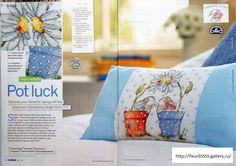 Gallery.ru / Фото #43 - 3 - Fleur55555 - Vasos com coelhos