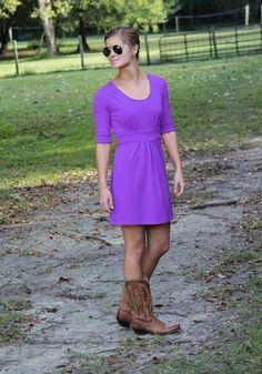 Lindsay Dress - YT Clothing