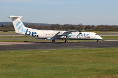 Flybe Airline Aeroplane